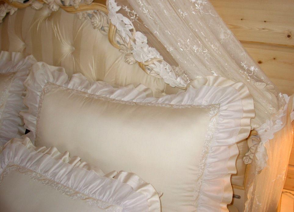 Своими руками красивое постельное бельё в 112